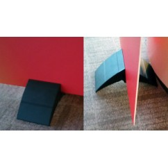 Free Standing Clip (Matte black-20cm wide)