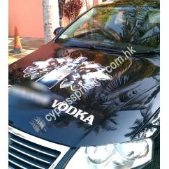 Vehicle Sticker (details)