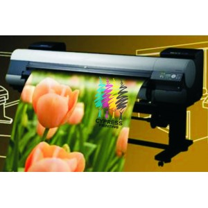 What is large format digital printing?